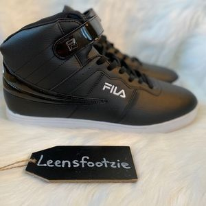 New Fila Mens Vulc 13 Hi Top Sneaker